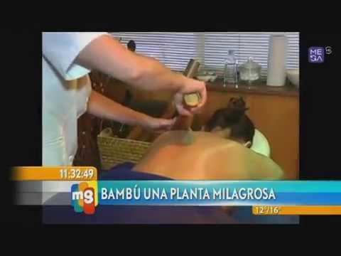 Natural Clinic - Beneficios de la bambuterapia - Mucho Gusto Mega