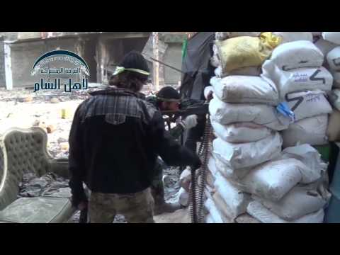 Syria War - Heavy Intense Clashes And Fighting | 20.03.2014 | Syrian Civil War 2014