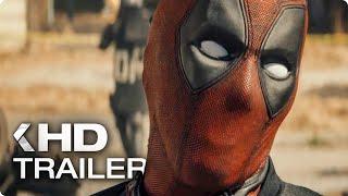 """DEADPOOL 2 """"Firefist vs. X-Men"""" Clip & Trailer (2018)"""