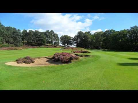 Old park golfing complex Farnham Surrey