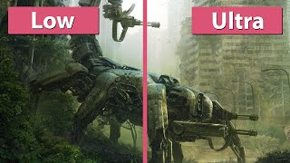 Wasteland 2 – PC Low Vs. Ultra Graphics Comparison