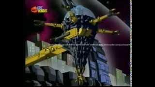 Tartarugas Ninja 2ª Temporada 3° Episodio: Tartarugas No