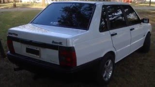 Fiat Duna CL 95 Motor Tipo 1.6
