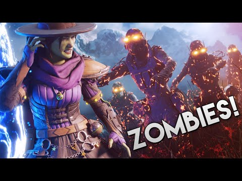 *NEW* FIRST LOOK AT APEX ZOMBIES!! | Best Apex Legends Funny Moments and Gameplay - Ep. 242