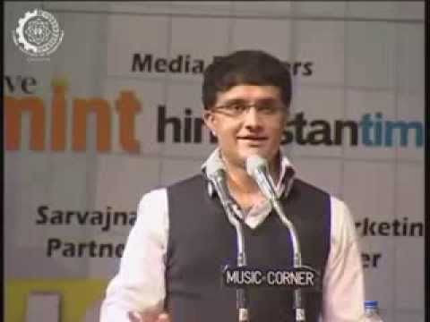 MUST WATCH Sourav Ganguly Trolls Indian Media on the question of Him Coaching Team India