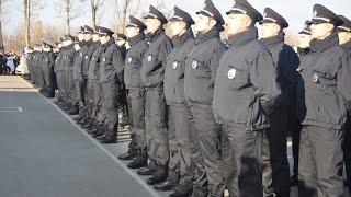 В ХНУВС відбувся випуск нових патрульних поліцейських