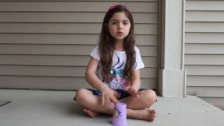 Let It Go Cup Song
