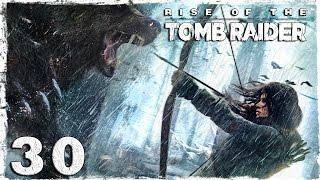 [Xbox One] Rise of the Tomb Raider. #30: Загадки с требушетами.