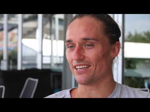 Alexandr Dolgopolov returns to Sydney