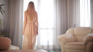 Превью из музыкального клипа Арина Войт и Сергей Сухомлин - Сделай громче