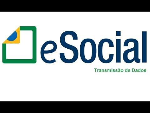 eSocial - Transmiss�o de Dados