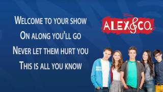 WELCOME TO YOUR SHOW (lyrics)