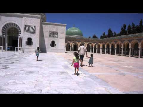 Tunisie, Monastir, Habib Bourguiba, 3.8.2013, V47 - Тунис 2013