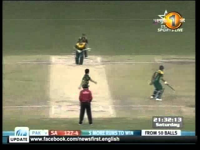 Newsfirst_ South Africa beat Pakistan to crown the winners of ICC Under 19 Cricket World Cup