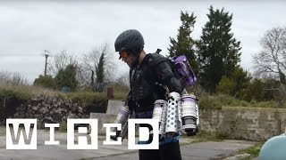 Richard Browning is a Real-life Iron Man - with His Own Flying Suit   WIRED