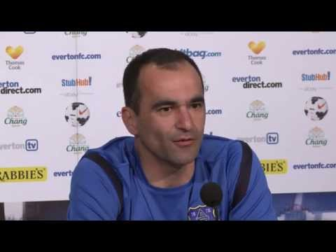 Roberto Martinez Hull City Press Conference