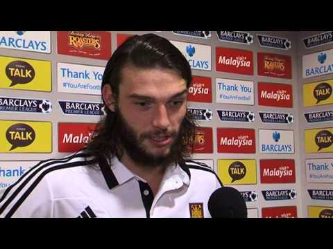 Andy Carroll's comeback delight