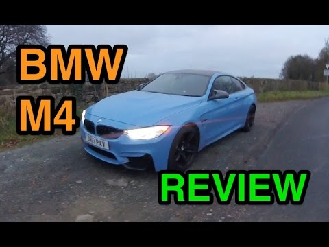 BMW M4 (F82 2014 model) - drive and review