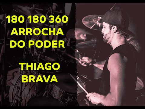 180 180 360 Arrocha do Poder - Ramon Pika - Pau  HD