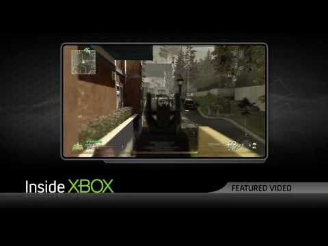 Call of Duty: Modern Warfare 2 - Inside XBOX: Exclusive Stimulus Map Pack Video
