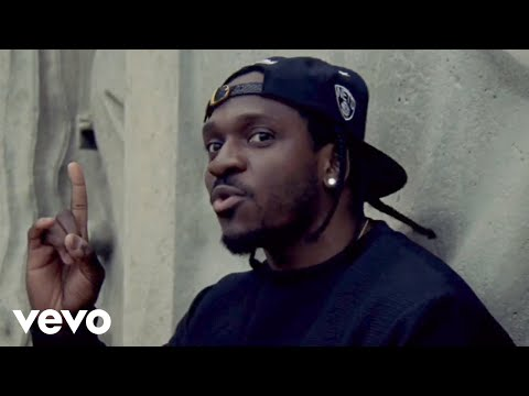 Pusha T - Numbers On The Boards (Explicit)