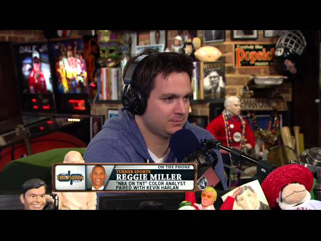 Reggie Miller talks about Michael Sam 2/10/14