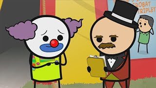 Clownterview – Cyanide & Happiness Shorts
