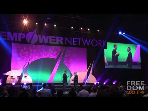 Empower Network Miami 2014 Paulo Barroso Miami Stage