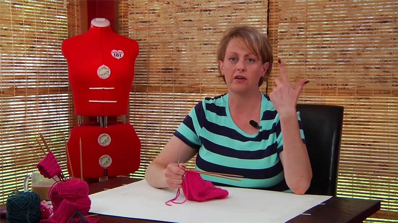 Learn to Knit Socks, part 6, Kitchener Stitch - YouTube