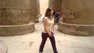 Satyadevi in Luxor
