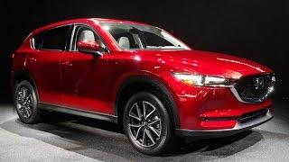 Mazda CX-5. Второе поколение. Что нового?. Тесты АвтоРЕВЮ.