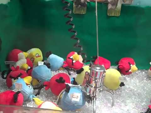 angry bird claw machine fail.      - YouTube, seaside park. seaside heights. jersey shore. pinball machines. carousel arcade. claw machines. lucky leos. ocean terrace. coin castle. casino pier. boardwalk...