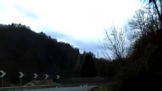 Dwa myśliwce w pościgu za UFO - sierpień 2011