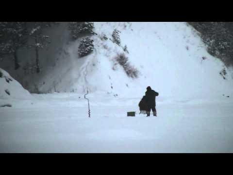 Пучеж. Зимняя рыбалка 2012