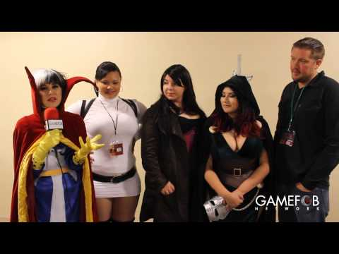 Phoenix Comic Con 2014 - Post Ivy Doomkitty Panel,