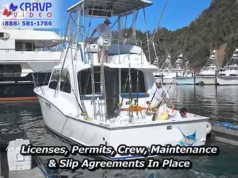 Sport Fishing Business w/2 Boats For Sale - Los Suenos, Costa Rica