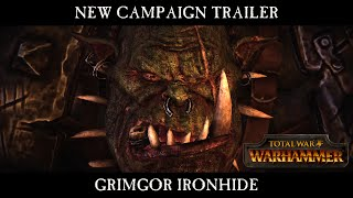 Grimgor Ironhide Campaign Trailer preview image