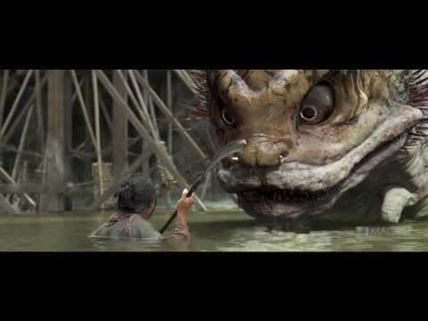 Kỹ thuật xây dựng hình ảnh quái vật trong phim