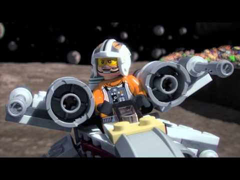 Lego Star Wars - Mikrost�ha�ky 3 - �as na preteky s rebelmi