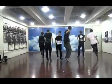 [HD][Full] EXO-K MAMA Practice Room Version