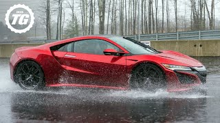 Chris Harris Vs Honda NSX - Top Gear: Series 23 - BBC. Watch online.