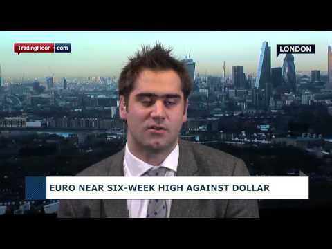 Why the euro's strength is