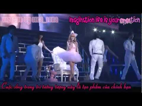 [ VIETSUB + KARA ] Barbie girl - Jessica ( SNSD ) ft key ( SHINEE ) [ 720p HD]