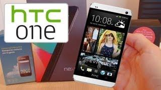 HTC One Analisis Completo En Español