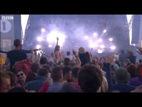 David Guetta - Play Hard at T in the Park 2013