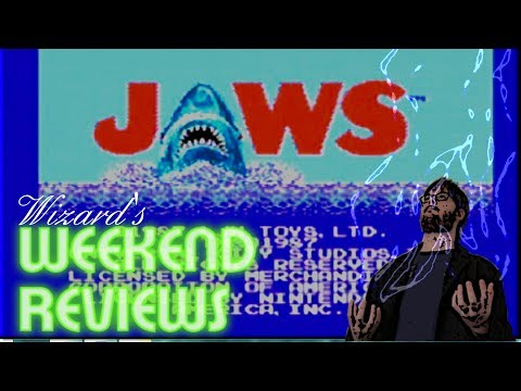 Weekend Reviews: Jaws