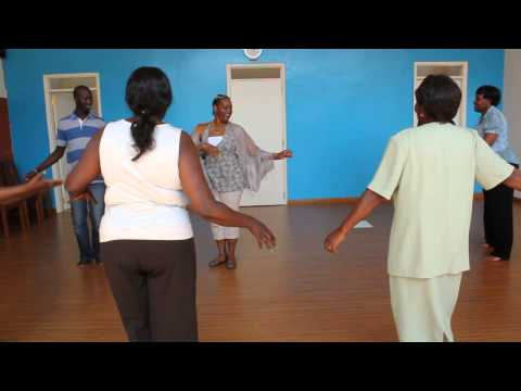 2-Wanny Angerer Music & Dance Therapy at Faraja Cancer Support Trust/ March 31,2014