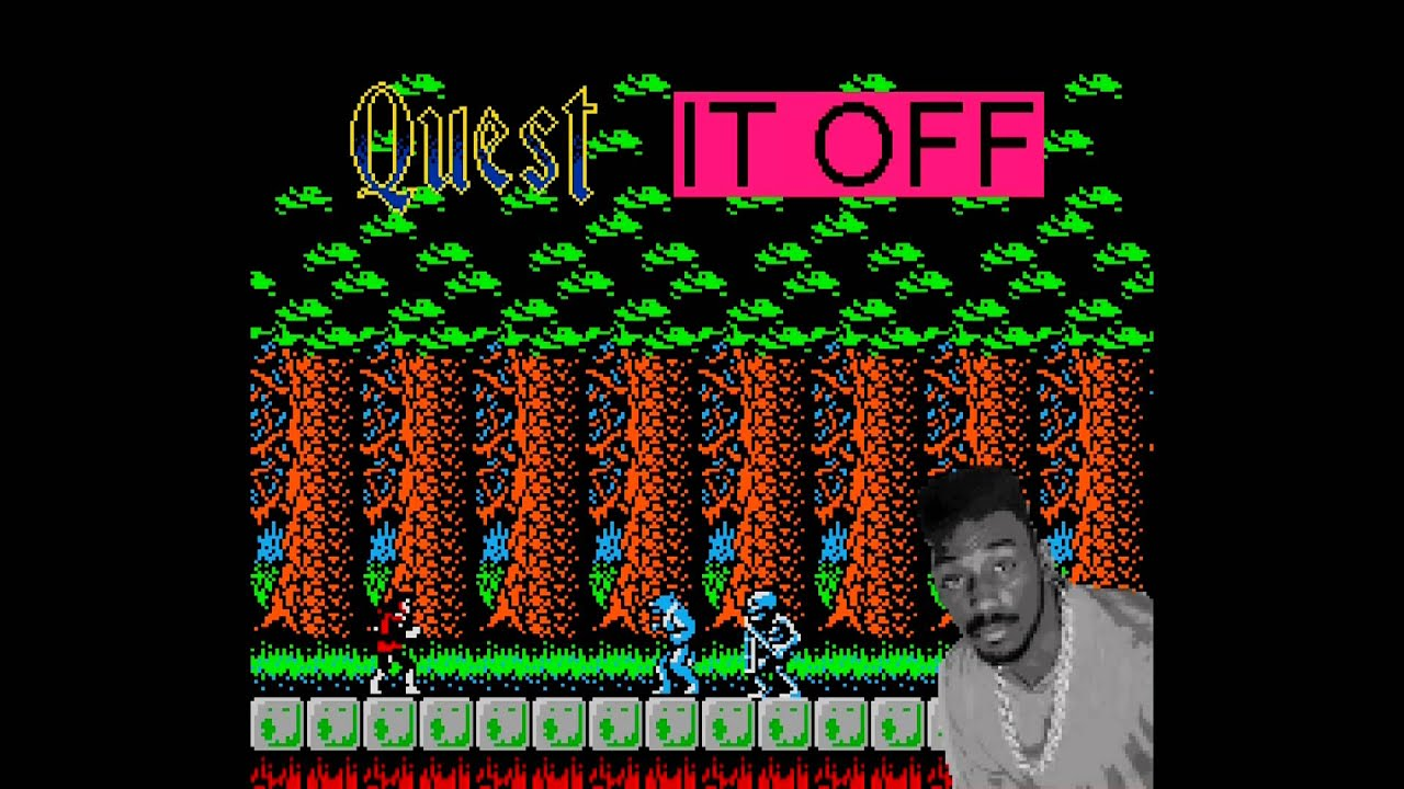 Castlevania simon's quest revamped download