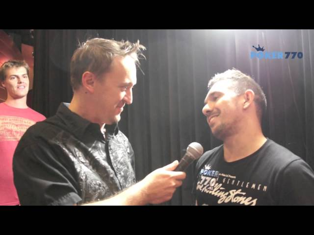 MegaPokerSeries Montenegro 2013 - Backstage with Alex Teufel & Kikuxo (Part2) [ENG]