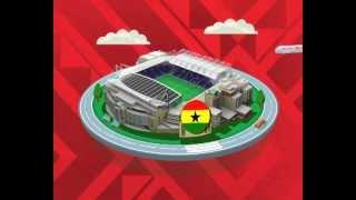 شجع مصر مع كوكاكولا - مسابقة رحلة لـ غانا